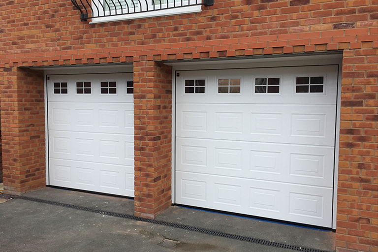 sectional garage doors chester